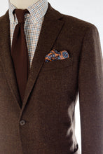 Detail of Ducale Soft tailored Jacket