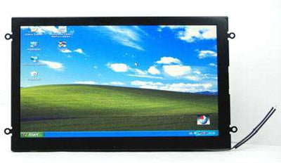 "Monitor 8"" CTF800-WMSL VGA (TFT 16:9, Touchscreen, OPEN-FRAME, 500nits, LED-Backlight) TRANSFLECTIVE-PRO"