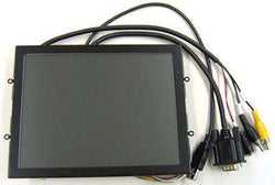 "Monitor 8 ""CTF846-ML VGA (TFT 4: 3, Touchscreen, OPEN-FRAME, 600 nits, LED backlight)"