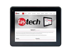 "10"" Faytech FT10V40M400W1G8GCAP Embedded Touch-PC - AGL"