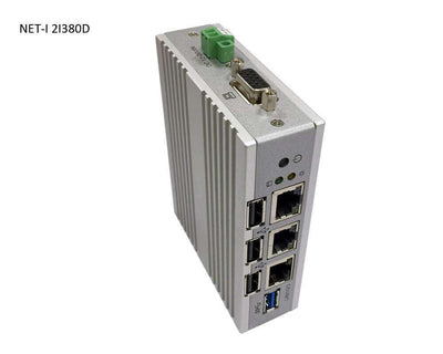 NET-I DIN-Rail Embedded PC side