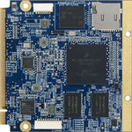 VIA QSM-8Q60 Qseven™ ARM (VIA NXP i.MX 6QuadPlus Cortex-A9 quad-core)