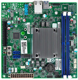 TYAN S32272NR-C858 Server front