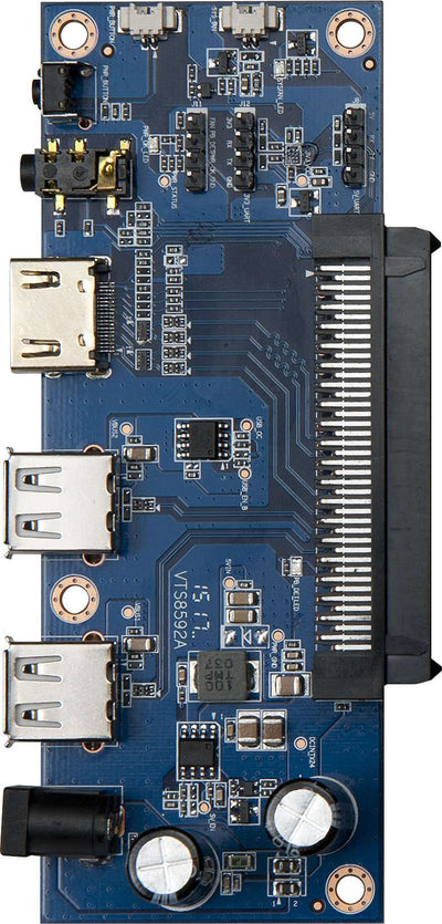 ARM VIA VTS-8589-QP OPS 7