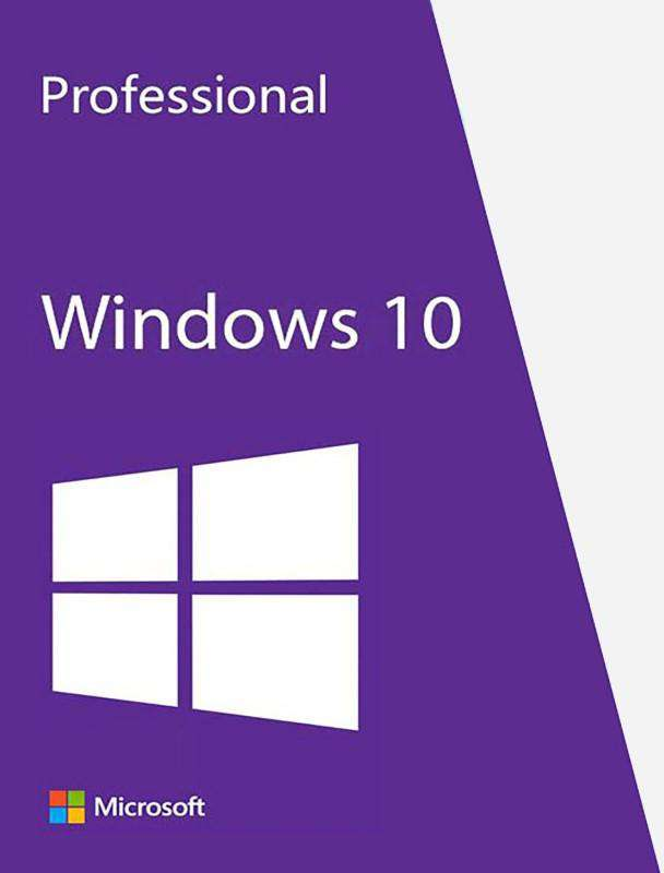 Microsoft Windows 10 Professional (Pro) OEM Key