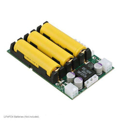 "OpenUPS2 (11-24V Input, 12-24V Output 5A, Interface de backup programável, formato 2.5"") - AGL"