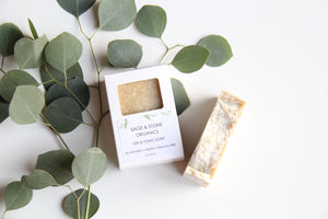 Gin & Tonic Natural Soap