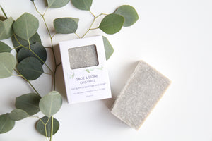 Eucalyptus Dead Sea Mud Soap