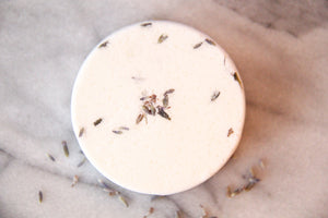 Lavender & Coconut Milk Bath Bomb