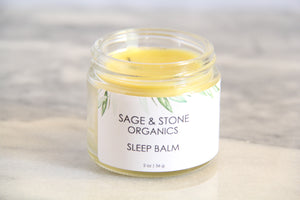 Sleep Balm | Natural Sleep Aid
