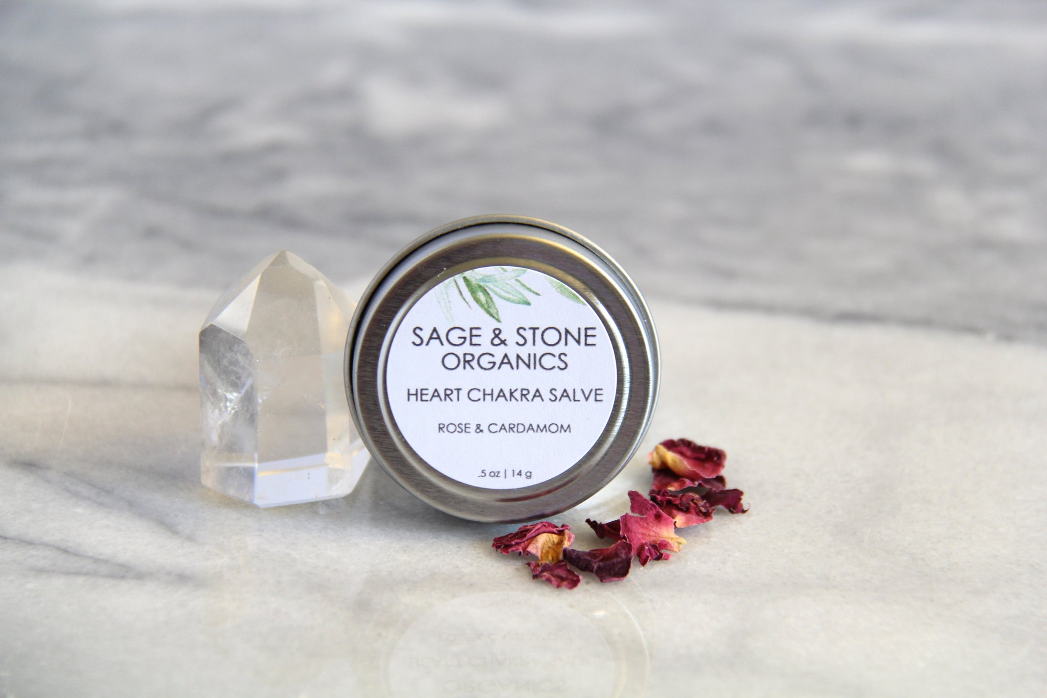 Heart Chakra | Self Love Salve