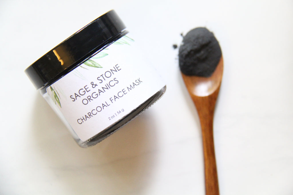 Detox Face Mask | Activated Charcoal & Coconut