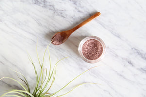 Rose Clay & Hibiscus Face Mask