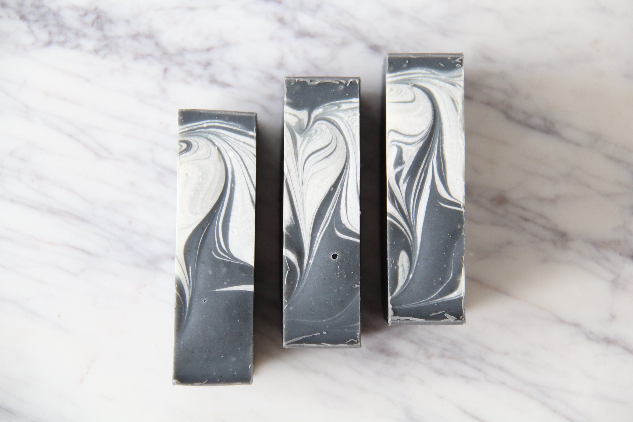 Charcoal Lavender Facial Cleansing Bar