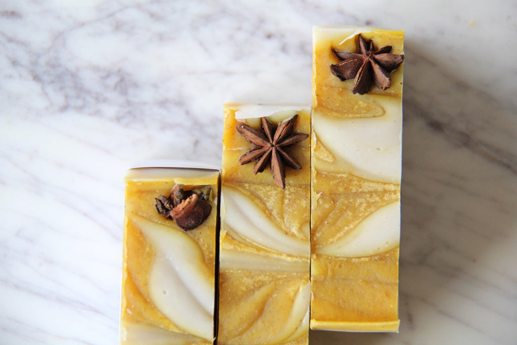 Pumpkin Spice Natural Soap