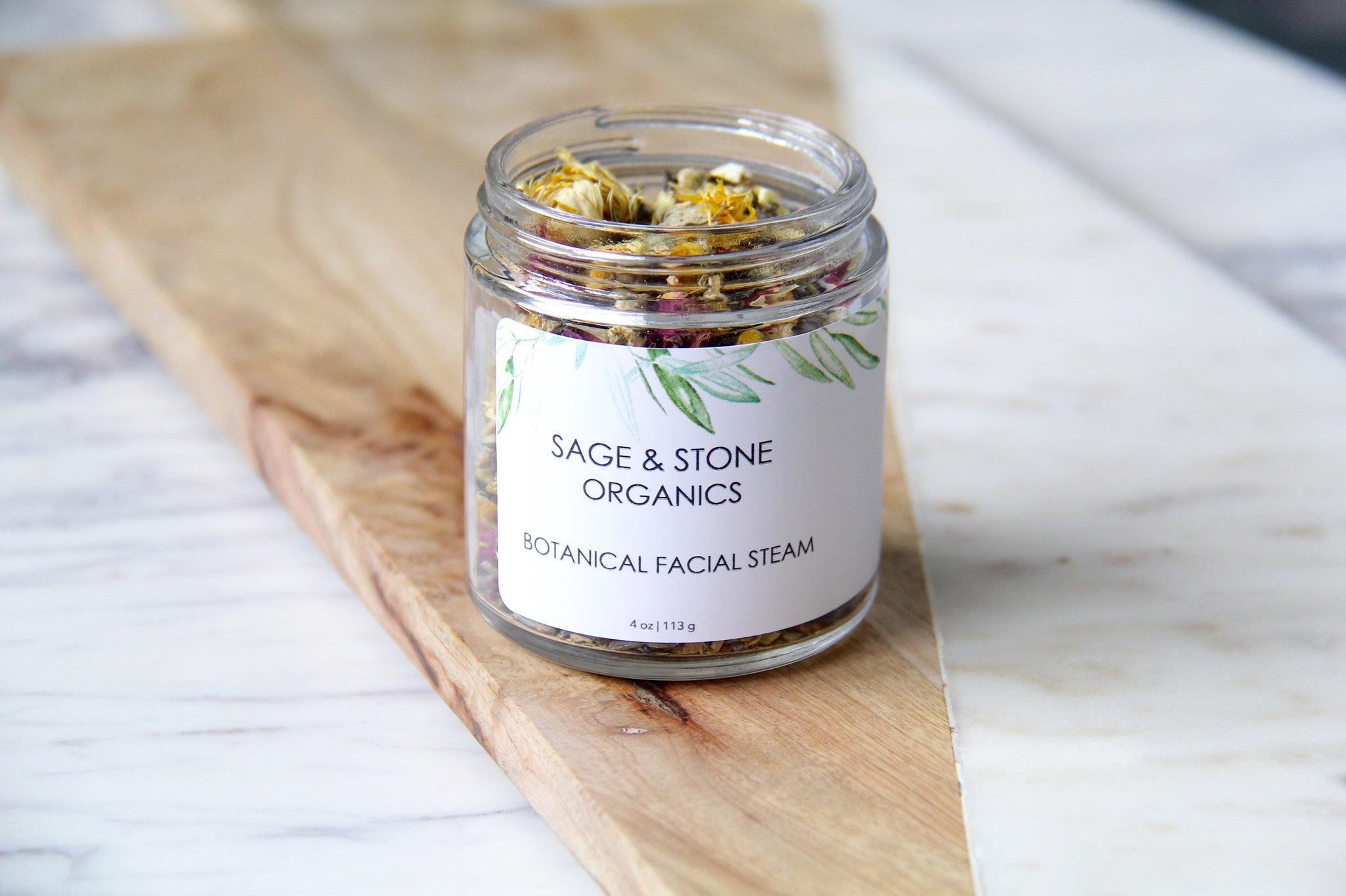 Botanical Facial Steam
