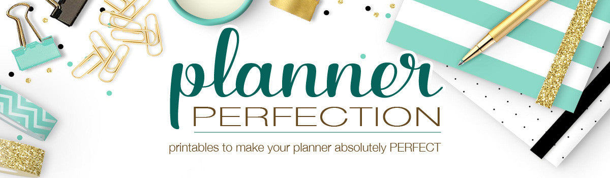 Planner Perfection