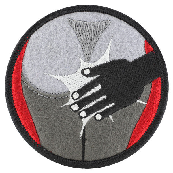 Hand Spanking Felt Patch Kinky Merit Badge