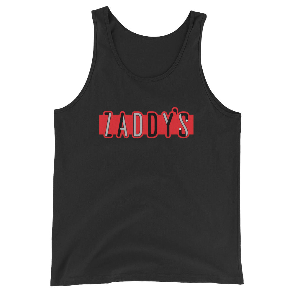 Zaddy's Unisex Tank Top