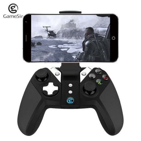 G4 Wireless Bluetooth Gamepad Controller for PS3 Android TV BOX Smartphone Tablet PC VR Games