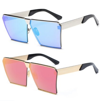 Steampunk Square Sunglasses