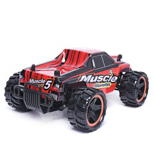 2.4G High Speed Monster Truck Remote Control Car Off road buggy Toys for children