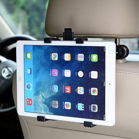 Car Seat Headrest Mount For iPad 2 3/4 Air 5 Air 6 ipad mini 1/2/3