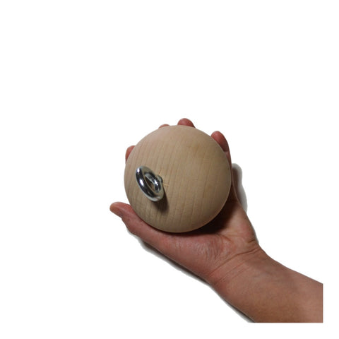 WOOD BALL (9cm)
