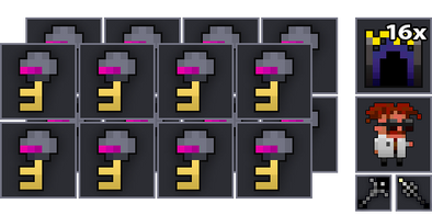 16x Mad Lab Key