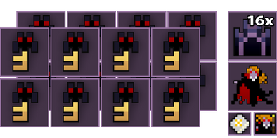 16x Manor of the Immortals Key
