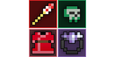 1x Necromancer Top Set - RealmStock - RotMG Item Store