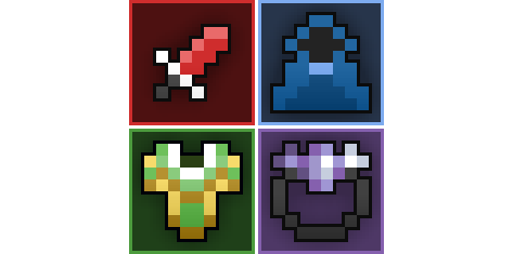 1x Rogue Top Set - RealmStock - RotMG Item Store