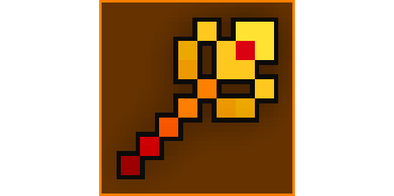 1x Staff of the Rising Sun - RealmStock - RotMG Item Store