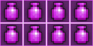 8x Greater Potion of Attack