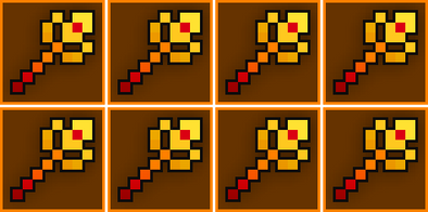 8x Staff of the Rising Sun - RealmStock - RotMG Item Store