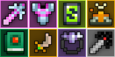 Buy 8x ST Grab Bag #1 - RotMG Items
