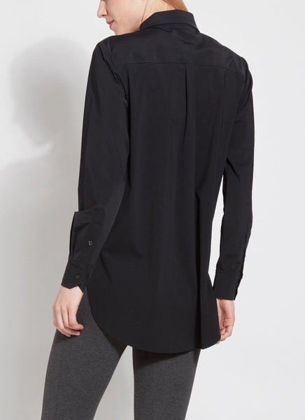 Lysse Schiffer Blouse in Black