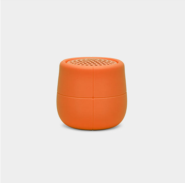 Lexon Mino X Waterproof Speaker - Orange