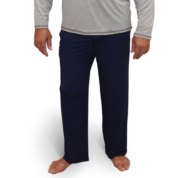 Men's Lounge Pants - Onyx Black