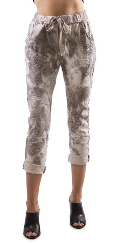 Brillare Glitter Splash Pant - 2 colors