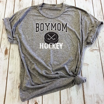 BoyMom Hockey