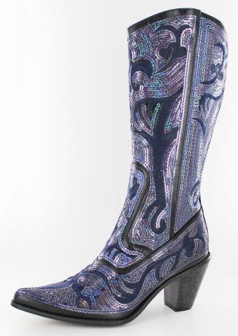Helen's Heart Super Bling Boots in Assorted Colors