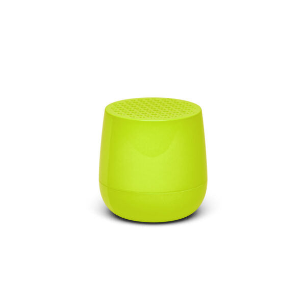 Lexon Mino Speaker BT - Glossy Yellow Fluorescent