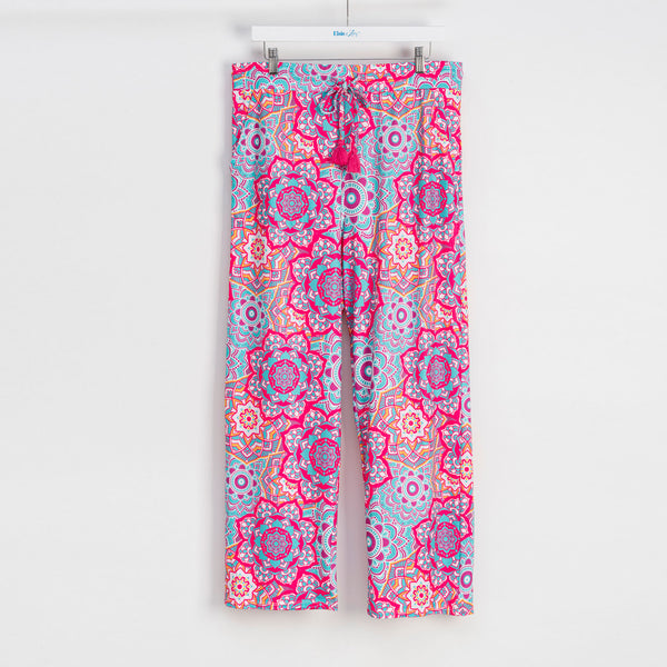 Multi Mandala Lounge Pants