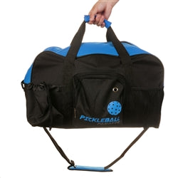 Pickleball Fanatic Duffel Bag in Blue