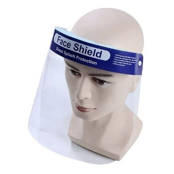 Clear Safety Face Shield