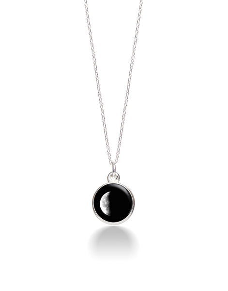 Moonglow Charmed Simplicity Necklace