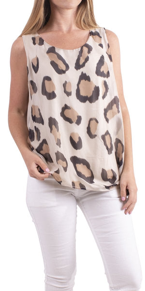 Isola Silk Tank-3 colors