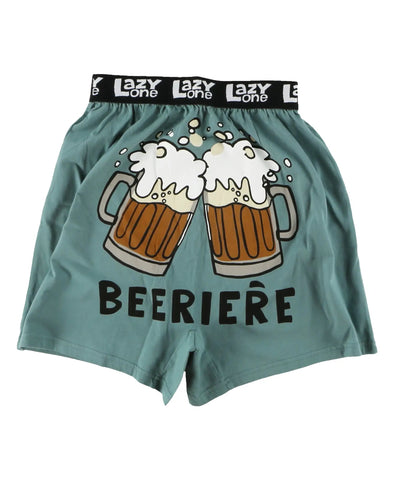 Lazy One Men's Funny Boxer Briefs - Beeriere