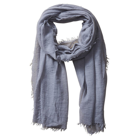 Classic Insect Shield Scarf in Grey